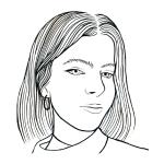 Ritratto di Ilaria Gasperotti, illustratrice
